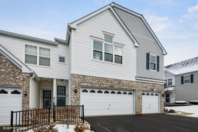 308 Arboretum Drive #308, Lombard, IL 60148 (MLS #10974333) :: Angela Walker Homes Real Estate Group