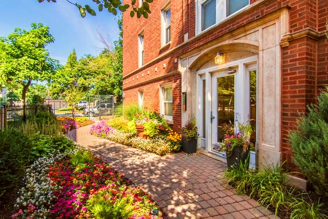 4445 N Paulina Street B2, Chicago, IL 60640 (MLS #10974364) :: Helen Oliveri Real Estate