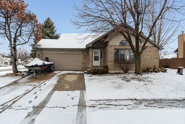 2232 Hess Drive, Crest Hill, IL 60403 (MLS #10974374) :: Schoon Family Group