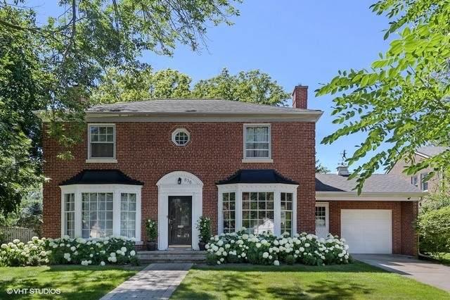 838 Indian Road, Glenview, IL 60025 (MLS #10974395) :: Helen Oliveri Real Estate