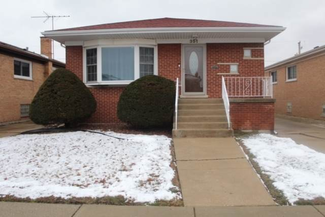 351 Manistee Avenue, Calumet City, IL 60409 (MLS #10974431) :: The Wexler Group at Keller Williams Preferred Realty