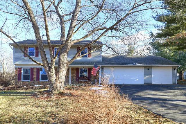 1813 Lake Ridge, MONTICELLO, IL 61856 (MLS #10974435) :: John Lyons Real Estate