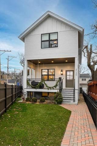 2130 W Pensacola Avenue, Chicago, IL 60618 (MLS #10974523) :: Suburban Life Realty