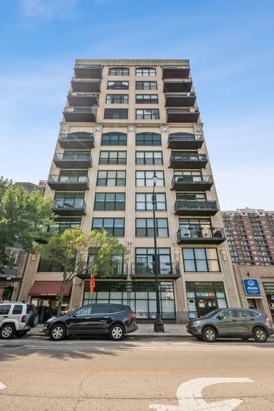 1516 S Wabash Avenue #308, Chicago, IL 60605 (MLS #10974541) :: Suburban Life Realty