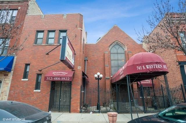 741 S Western Avenue, Chicago, IL 60612 (MLS #10974549) :: Helen Oliveri Real Estate
