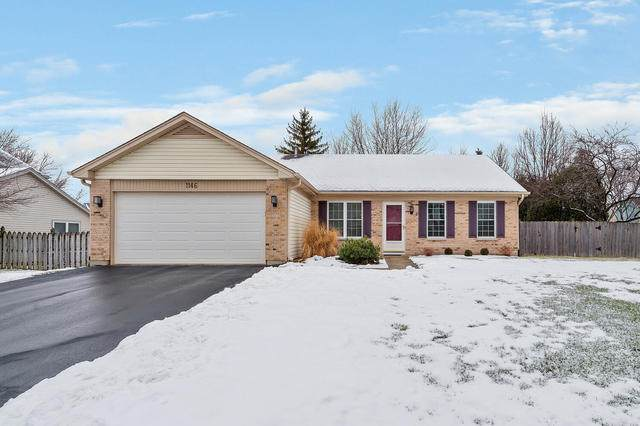 1146 Pheasant Trail, Carol Stream, IL 60188 (MLS #10975001) :: RE/MAX IMPACT