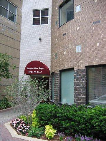 40 E 9th Street #803, Chicago, IL 60605 (MLS #10975051) :: The Wexler Group at Keller Williams Preferred Realty