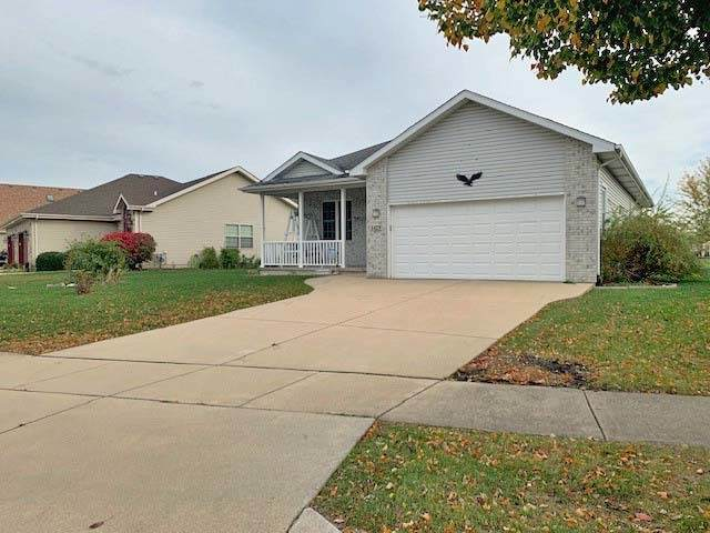 1425 Coral Bell Drive, Joliet, IL 60435 (MLS #10975259) :: The Dena Furlow Team - Keller Williams Realty