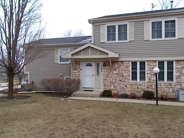 384 Ashwood Court #384, Vernon Hills, IL 60061 (MLS #10975292) :: Helen Oliveri Real Estate