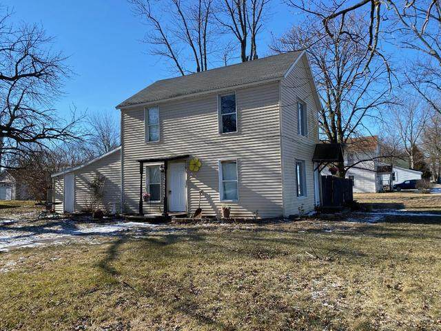 223 E Spencer Street, Dwight, IL 60420 (MLS #10975331) :: The Wexler Group at Keller Williams Preferred Realty
