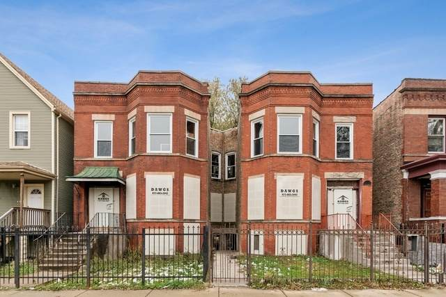 7331 S Dorchester Avenue, Chicago, IL 60619 (MLS #10975337) :: Janet Jurich