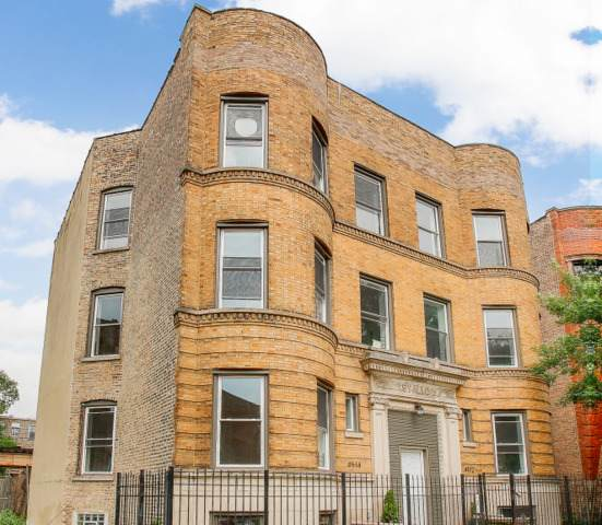 4512 S Calumet Avenue #1, Chicago, IL 60653 (MLS #10975404) :: Helen Oliveri Real Estate