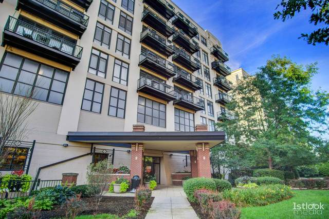 1525 S Sangamon Street #301, Chicago, IL 60607 (MLS #10975443) :: The Wexler Group at Keller Williams Preferred Realty