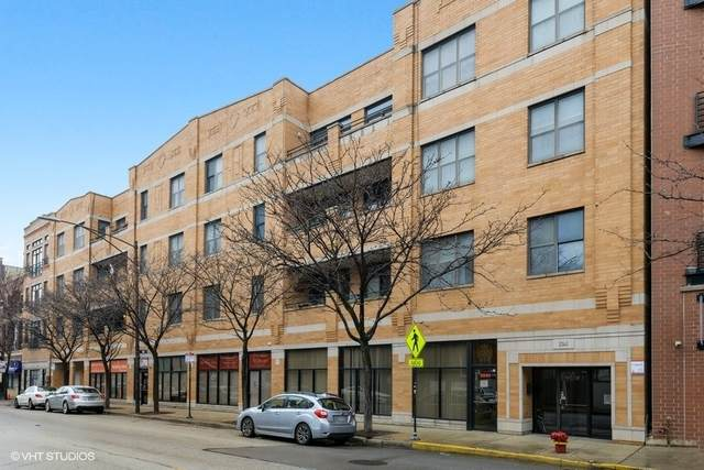 2040 W Belmont Avenue #204, Chicago, IL 60618 (MLS #10975476) :: The Wexler Group at Keller Williams Preferred Realty
