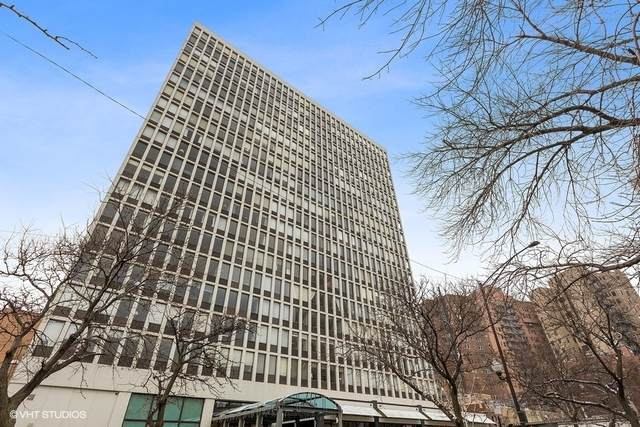 444 W Fullerton Parkway #1804, Chicago, IL 60614 (MLS #10975577) :: The Wexler Group at Keller Williams Preferred Realty