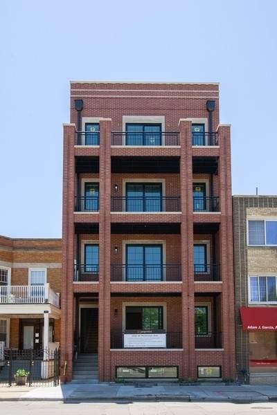 2521 W Montrose Avenue #4, Chicago, IL 60618 (MLS #10975579) :: Suburban Life Realty