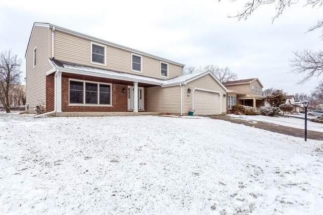 748 Franklin Street, Westmont, IL 60559 (MLS #10975630) :: Suburban Life Realty