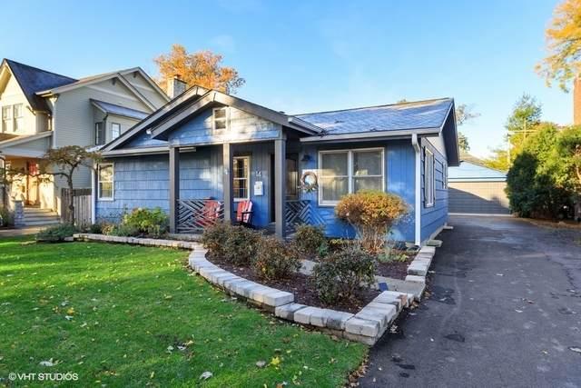 14 Woodstock Avenue, Clarendon Hills, IL 60514 (MLS #10975940) :: Suburban Life Realty