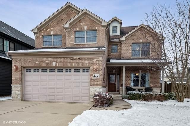 572 S Hawthorne Avenue, Elmhurst, IL 60126 (MLS #10975948) :: Janet Jurich