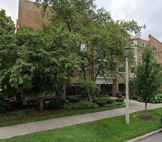 203 N Kenilworth Avenue 2M, Oak Park, IL 60302 (MLS #10975965) :: Helen Oliveri Real Estate