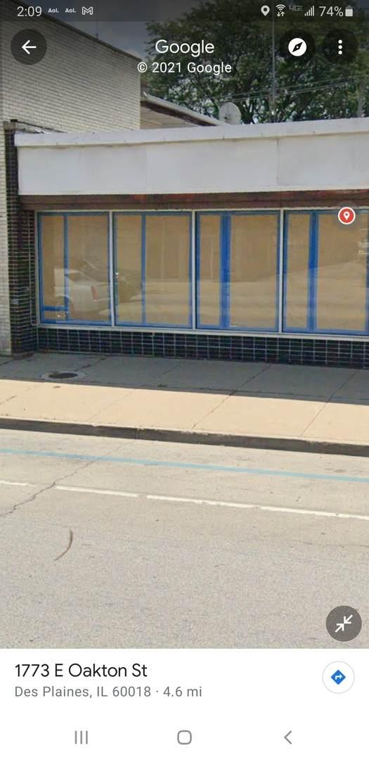 1773 Oakton Street, Des Plaines, IL 60018 (MLS #10976009) :: Jacqui Miller Homes