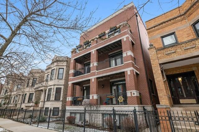 828 W Waveland Avenue 2N, Chicago, IL 60613 (MLS #10976196) :: Jacqui Miller Homes