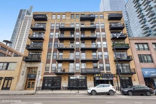 1307 S Wabash Avenue #701, Chicago, IL 60605 (MLS #10976206) :: Ryan Dallas Real Estate