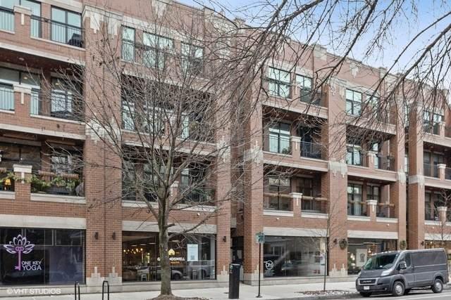 4839 N Damen Avenue 2S, Chicago, IL 60625 (MLS #10976255) :: Suburban Life Realty