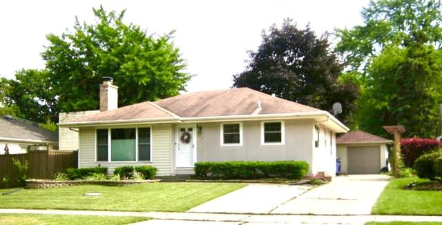 733 Greenview Avenue, Des Plaines, IL 60016 (MLS #10976261) :: Helen Oliveri Real Estate