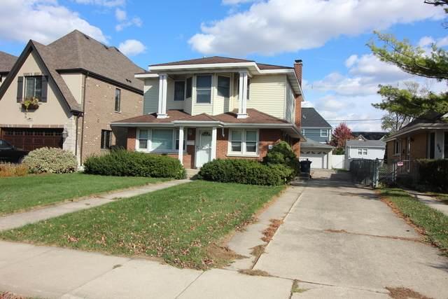 743 Swain Avenue, Elmhurst, IL 60126 (MLS #10976330) :: Janet Jurich