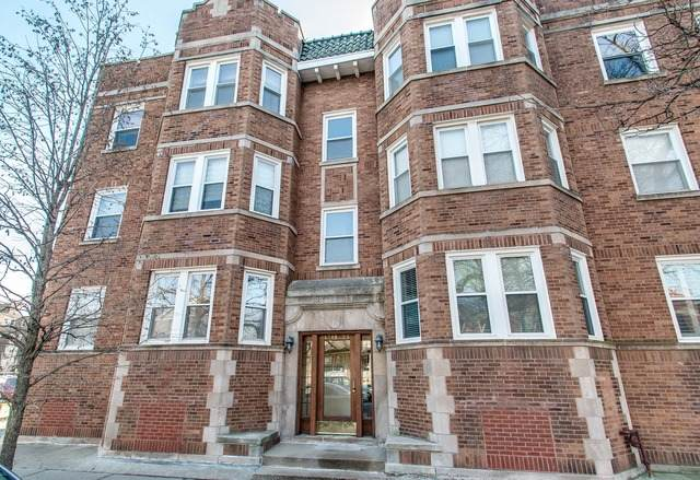 1725 W Winnemac Avenue #3, Chicago, IL 60640 (MLS #10976397) :: The Wexler Group at Keller Williams Preferred Realty