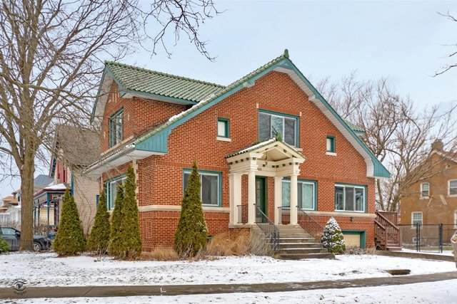 10874 S Bell Avenue, Chicago, IL 60643 (MLS #10976503) :: Janet Jurich