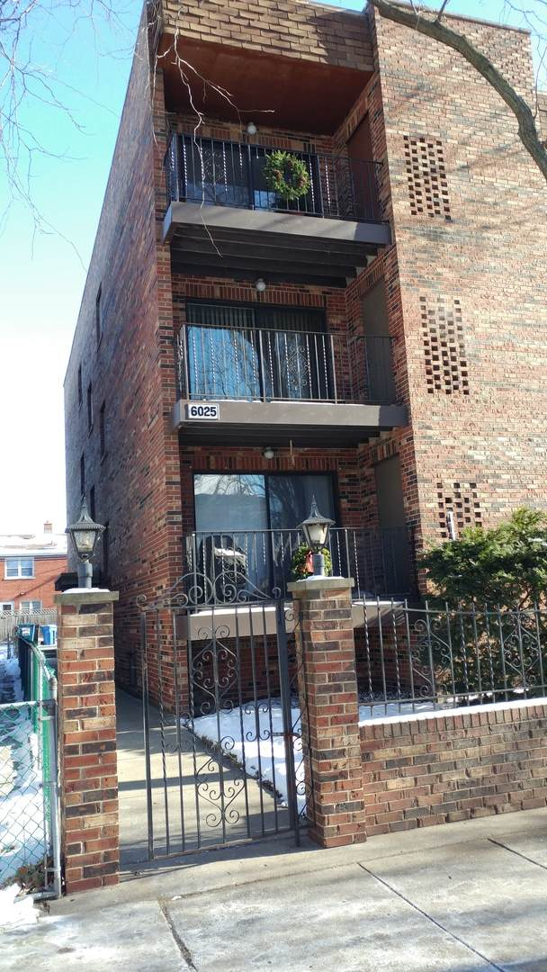 6025 N Wolcott Avenue 2E, Chicago, IL 60660 (MLS #10976546) :: The Spaniak Team