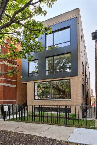 2005 W Huron Street #1, Chicago, IL 60612 (MLS #10976731) :: The Wexler Group at Keller Williams Preferred Realty
