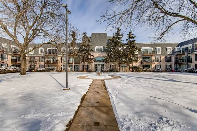 5200 Carriageway Drive #120, Rolling Meadows, IL 60008 (MLS #10976773) :: Helen Oliveri Real Estate