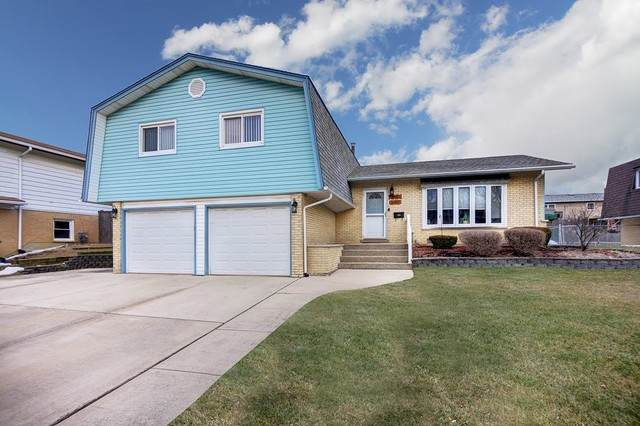16819 Beverly Avenue, Tinley Park, IL 60477 (MLS #10976933) :: Jacqui Miller Homes
