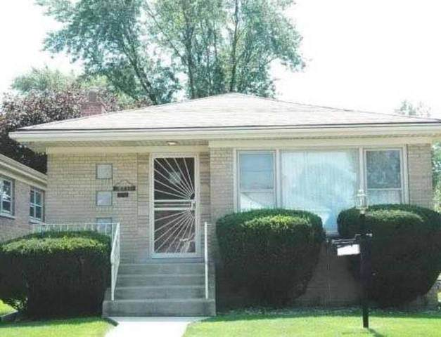10 E 140th Court, Riverdale, IL 60827 (MLS #10976956) :: The Wexler Group at Keller Williams Preferred Realty