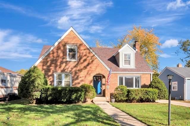 1207 John Street, Joliet, IL 60435 (MLS #10977045) :: Helen Oliveri Real Estate