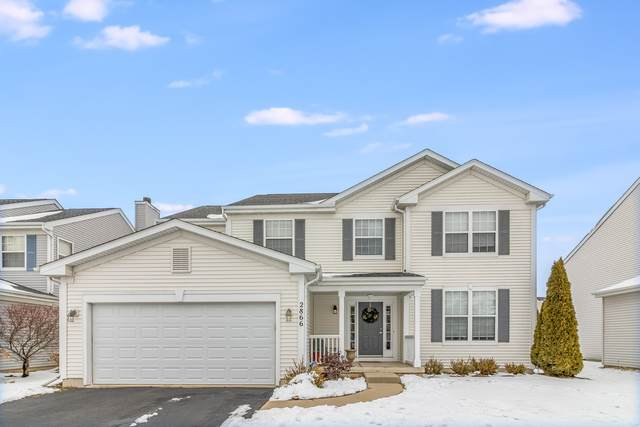 2866 Troon Drive, Montgomery, IL 60538 (MLS #10977061) :: John Lyons Real Estate