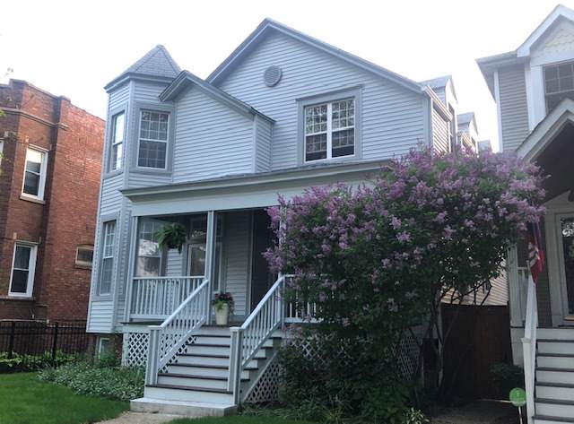 3852 N Central Park Avenue N, Chicago, IL 60618 (MLS #10977092) :: Schoon Family Group