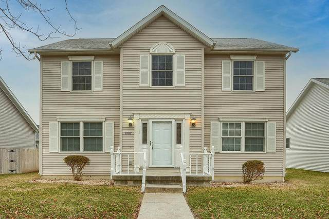 1602 Ogelthorpe Avenue, Urbana, IL 61802 (MLS #10977115) :: The Dena Furlow Team - Keller Williams Realty