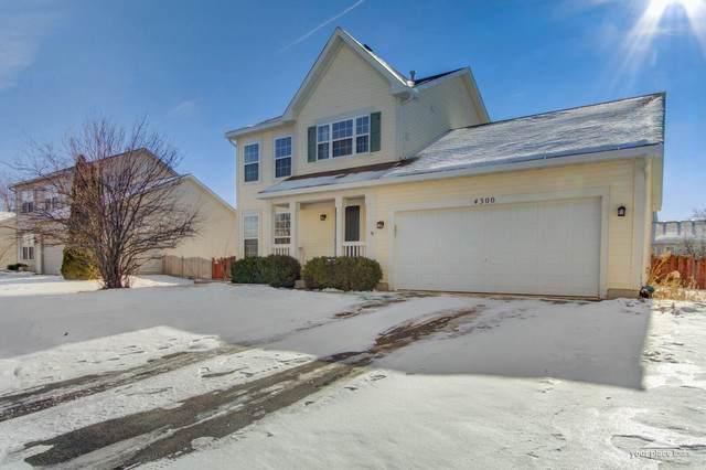 4300 Dobbins Street, Plano, IL 60545 (MLS #10977210) :: Jacqui Miller Homes
