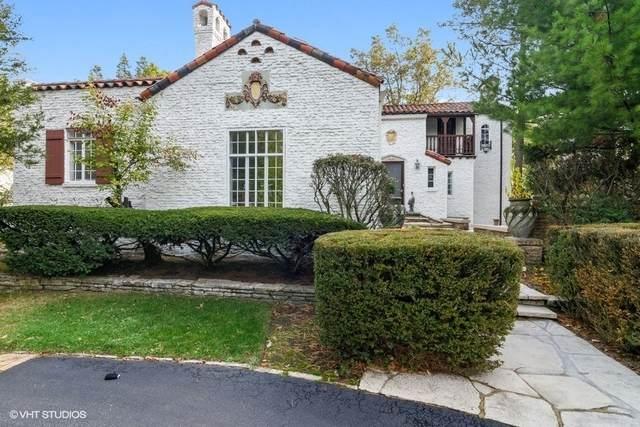1036 Hibbard Road, Wilmette, IL 60091 (MLS #10977493) :: Helen Oliveri Real Estate