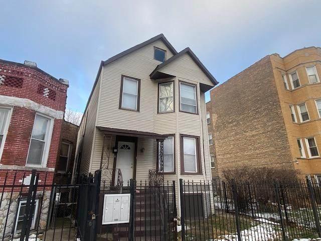 4842 W Gladys Avenue, Chicago, IL 60644 (MLS #10977595) :: Suburban Life Realty
