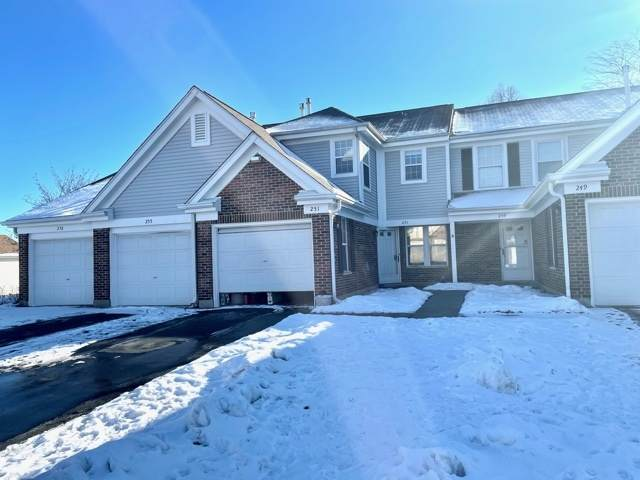 251 Green Knoll Lane, Streamwood, IL 60107 (MLS #10977742) :: Suburban Life Realty