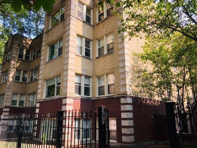 4859 N Harding Avenue #3, Chicago, IL 60625 (MLS #10977834) :: Janet Jurich