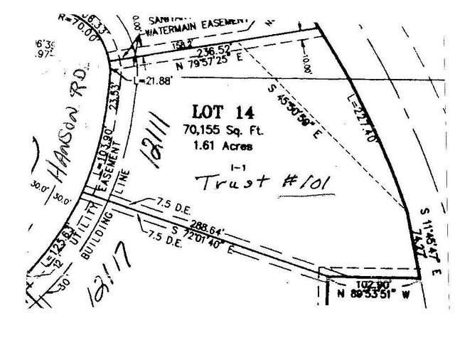 12111 Hansen Road, Hebron, IL 60034 (MLS #10977997) :: Helen Oliveri Real Estate