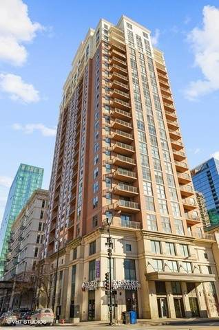 1101 S State Street H1100, Chicago, IL 60605 (MLS #10978256) :: O'Neil Property Group