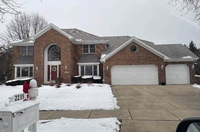 2235 Palmer Circle, Naperville, IL 60564 (MLS #10978445) :: The Wexler Group at Keller Williams Preferred Realty