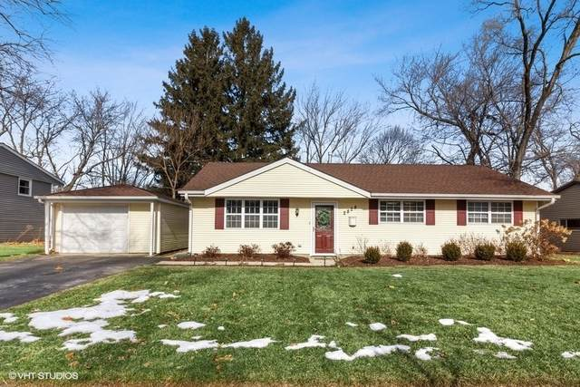 2828 Everglade Avenue, Woodridge, IL 60517 (MLS #10978664) :: Janet Jurich